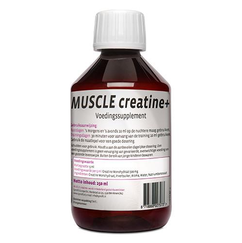 MUSCLE creatine+