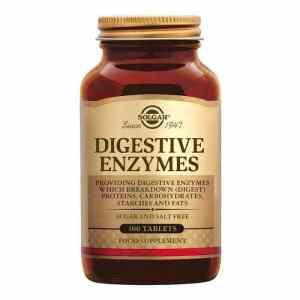 Solgar Vitamins - Digestive Enzymes