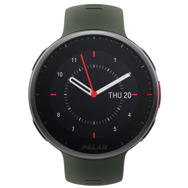 Polar Vantage v2 Premium Multisport Horloge - Groen