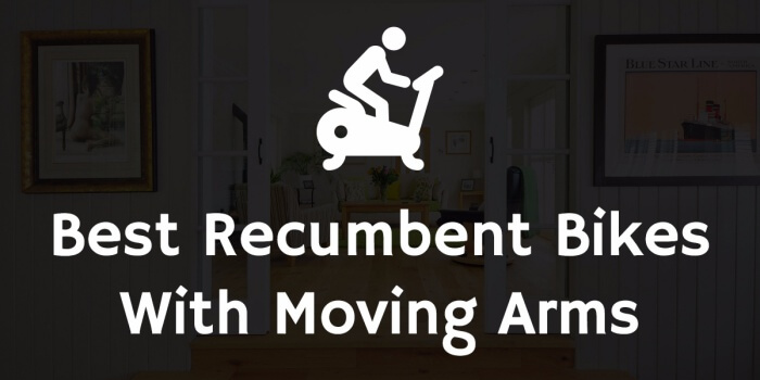 recumbent bikes with moving arms