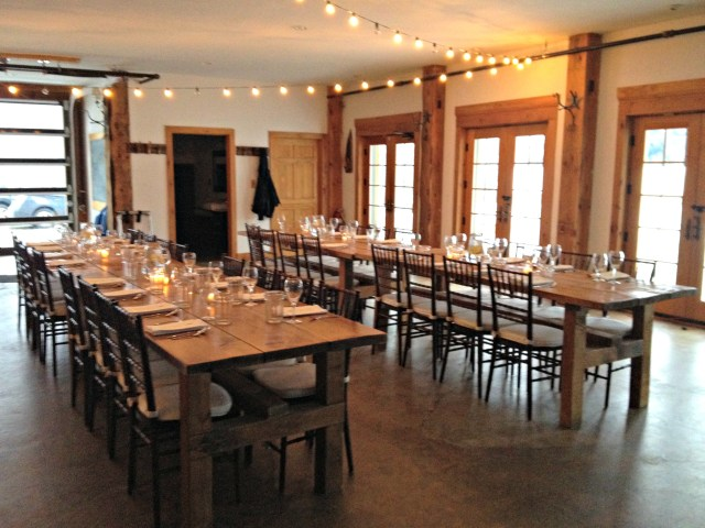 Perfect Vermont: Dinner at Amee Farm Lodge