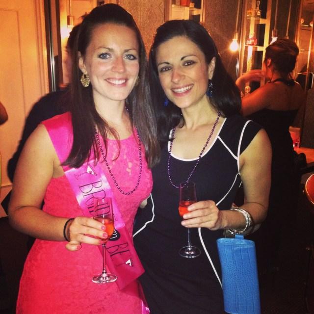 Slesh's NYC Bachlorette: Beauty & Essex