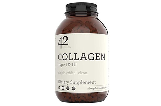 42Nutrition Collagen Type I & III