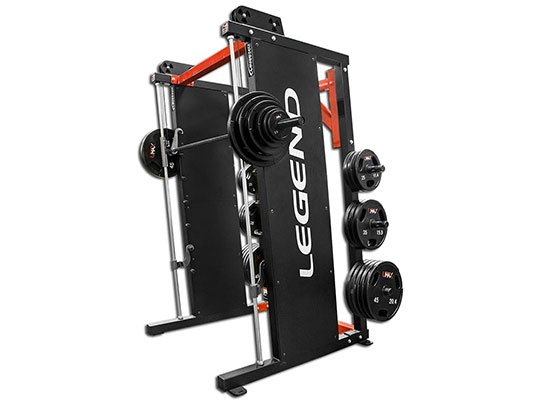 Legend Fitness 3124 Angled Smith Machine