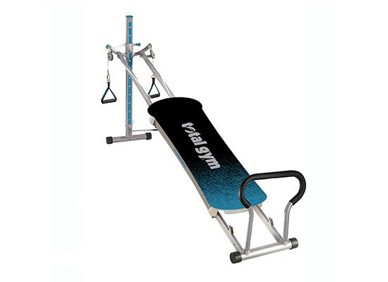 Total Gym Fitness Fusion Full Body Workout Exercise Machine