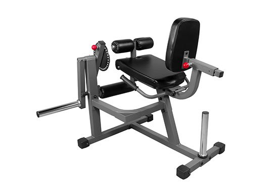 XMark Leg Extension and Curl Machine