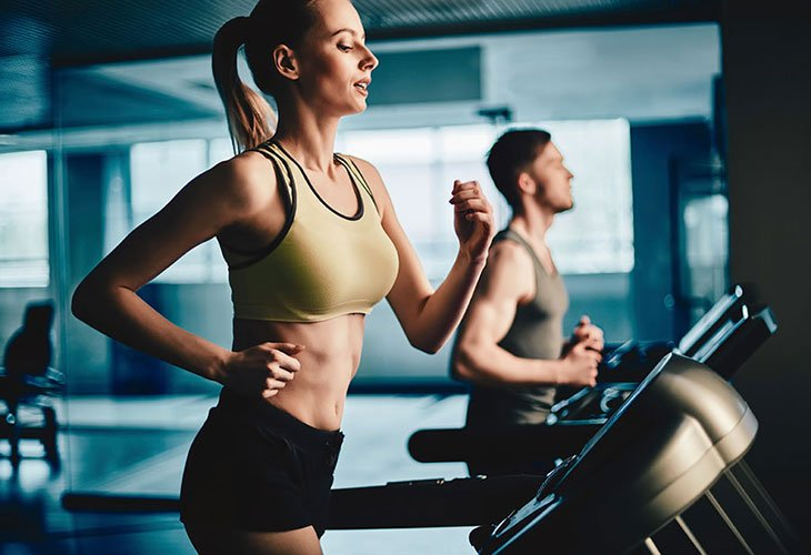 Cardio High Intensity Workout For Weight Loss