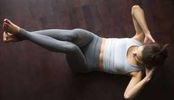 Knee Crunches: A Comprehensive Guide with 5 Alternatives