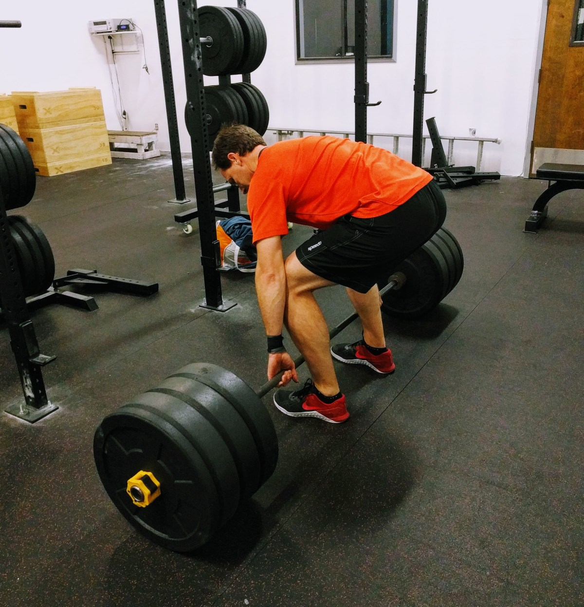 What type of HIIT works best? Heavy deadlifting