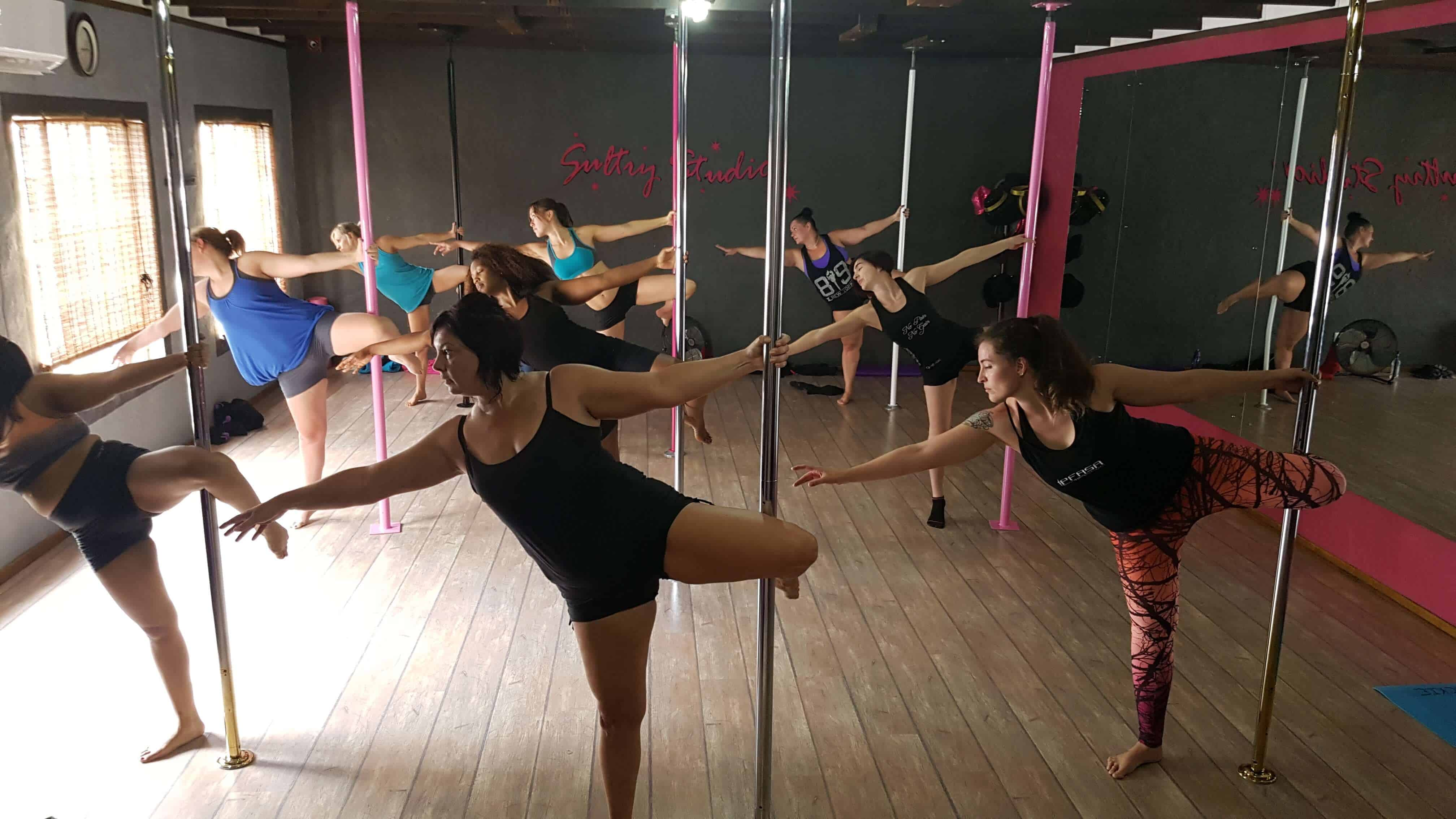All You Need to Know About Pole Dance Fitness Session