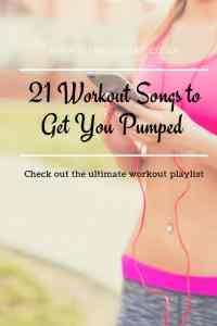 Best workout playlist