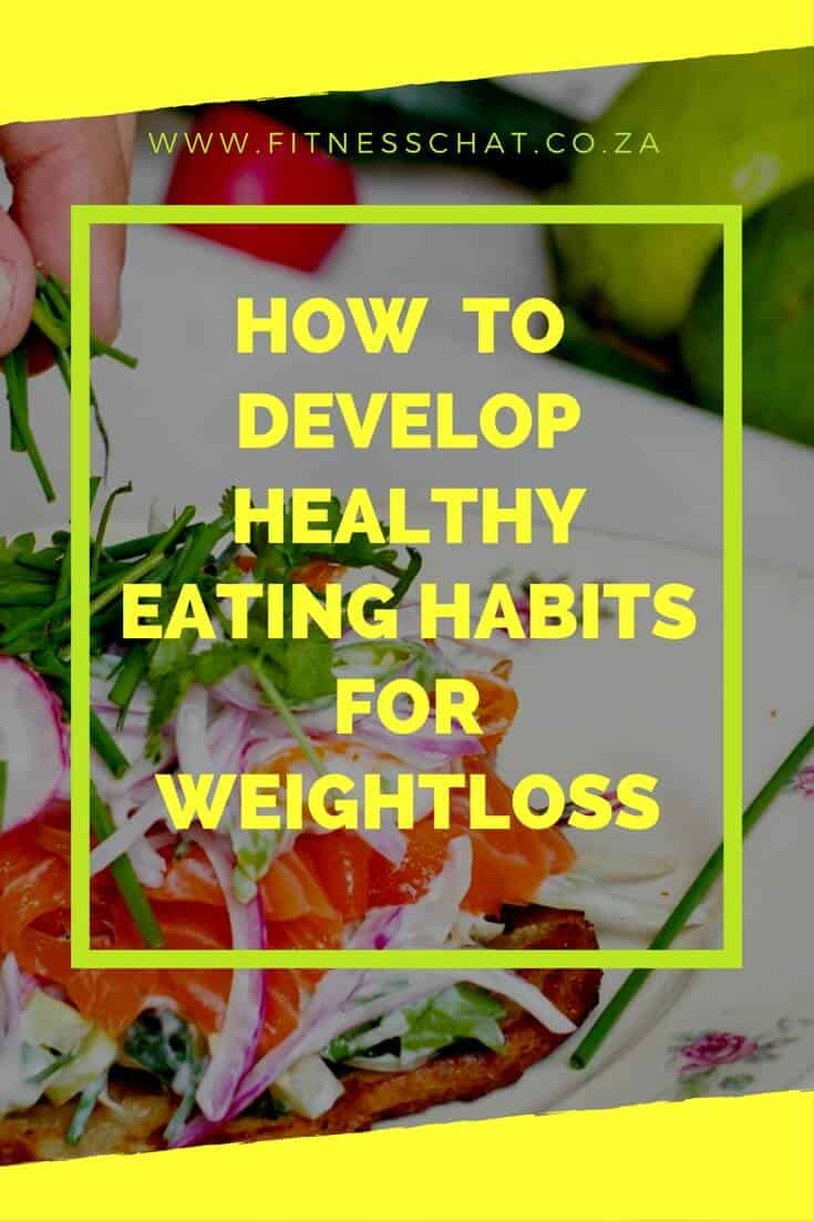 4 Healthy Habits That will Help You Lose Weight Fast | How to adopt healthy eating habits | How to eat healthy and lose weight | How to lose weight the healthy way | How to eat clean | Clean eating for beginners #healthy #healthyeating #healthyliving #healthylifestyle #weightloss #wellness #cleaneating #healthyhabits