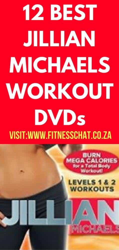 BEST JILLIAN MICHAELS WORKOUT DVDs