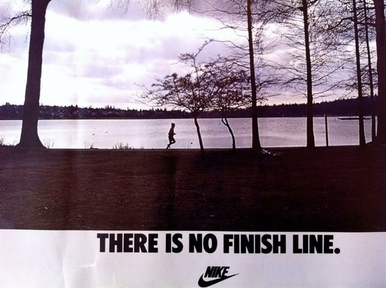 By the 1980s, Nike had acquired a 50% market share in the US shoe market.  In advertising sense, the foundations were clearly there, however it was  the work ...