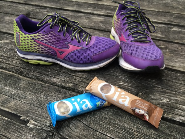 Have you tried the new Qi'a superfood snack bars? Check them out if you love coconut, seeds and all the good stuff! #organic #OnMyPath