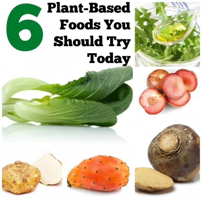 If you're stuck in a rut of getting the same lettuce-tomato-onion-type foods that you always get, take a walk! Look at some of the other plant-based foods and see how you can work them into your diet.