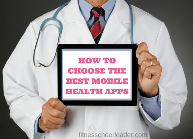 How to choose the BEST mobile health apps - take the guesswork out of finding health apps with these great tips!