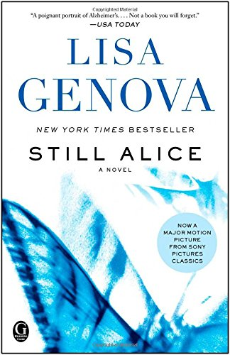 Books to read: Still Alice by Lisa Genova