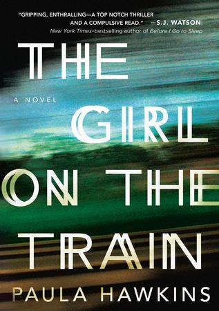 Books to read: The Girl on the Train