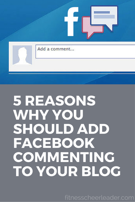 5 Reasons Why You Should Add Facebook Commenting to Your Blog