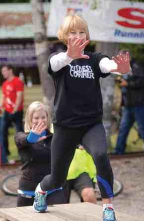 Fitness Corner Terry Fox 2014-14