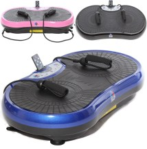 Gym Master Upgraded 2016 Slim Crazy Fit Vibration Plate