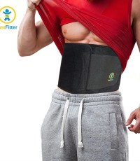 Just Fitter Premium Waist Trainer & Trimmer Belt For Men