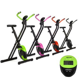 cheapest folding exercise upright bike