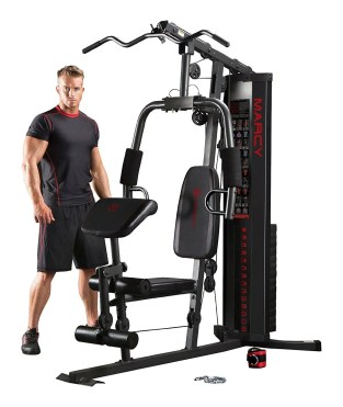 number six rated home gym