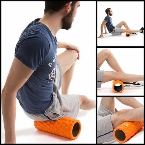 Fit Nation Foam Roller for Muscle Massage