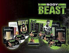 Body Beast + Shakeology en Challenge Pack