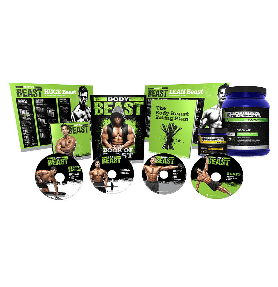 Pack Performance Body Beast