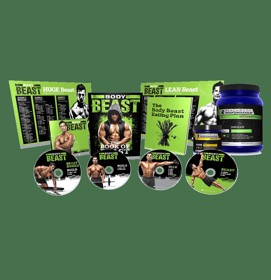 Pack Performance Body Beast