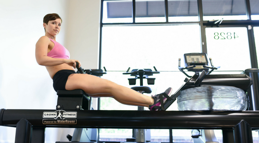 rowing for fat loss