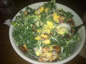 Caribbean Jerk Salad