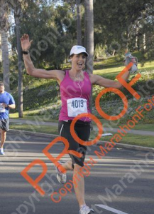 Too Happy For Mile 12? Thank You Downhill Finish!