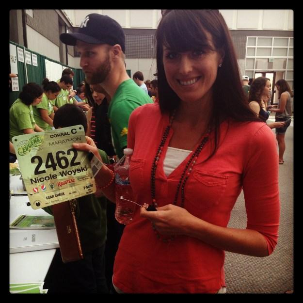 Pre-Eugene Marathon -Hopeful for BQ