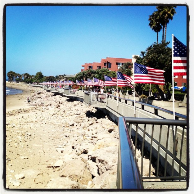 Ventura Boardwalk Memorial Day