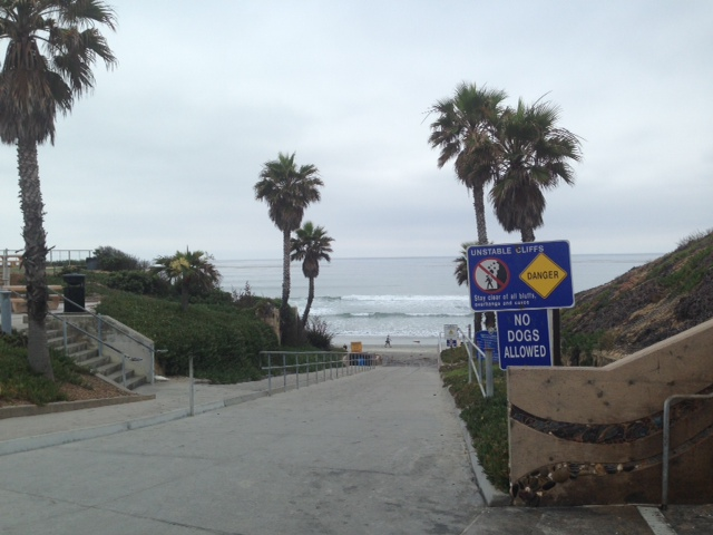 June Gloom Photo From Asia & My 8 Miler Last Weekend