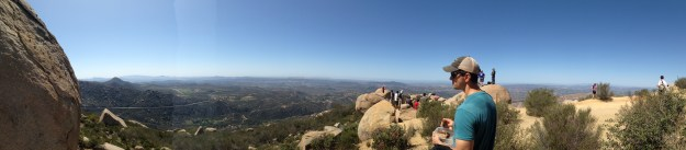 View From Mt. Woodson