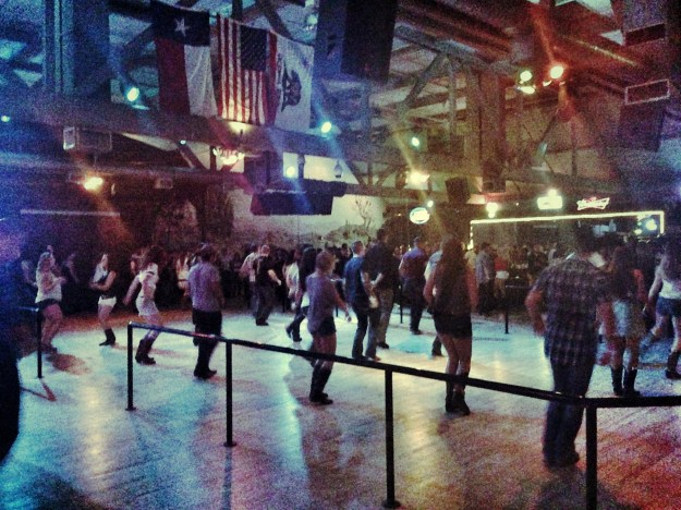 Line Dancing - My Favorite Workout of the Week!
