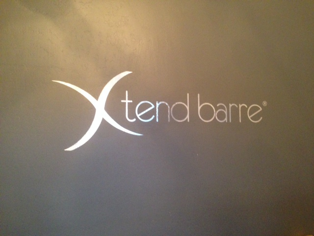 Strength training at Xtend Barre!