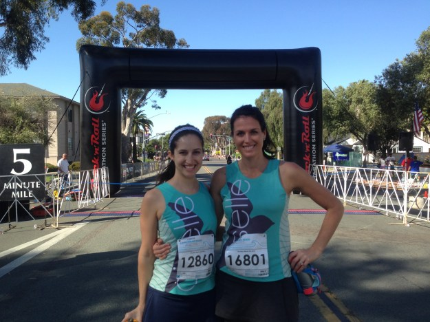 My first 5k of pregnancy - and my fastest! The Carlsbad 5000.