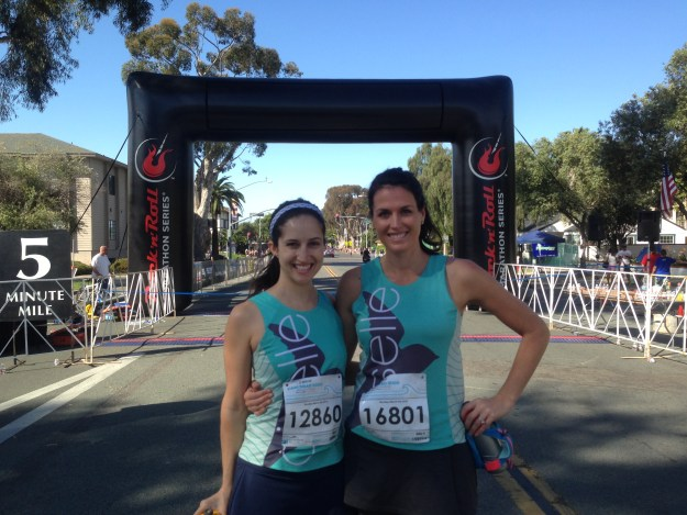 carlsbad 5000 running while pregnant
