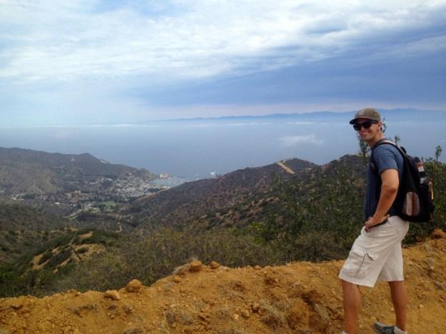 Catalina Hiking