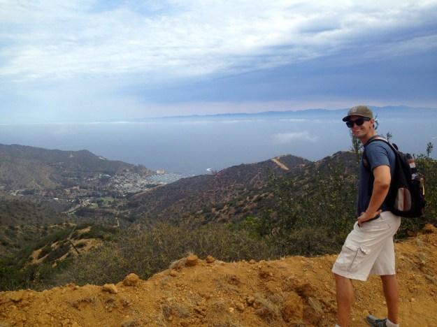 Catalina Hiking