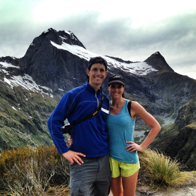 Pre-Baby Hiking in New Zealand