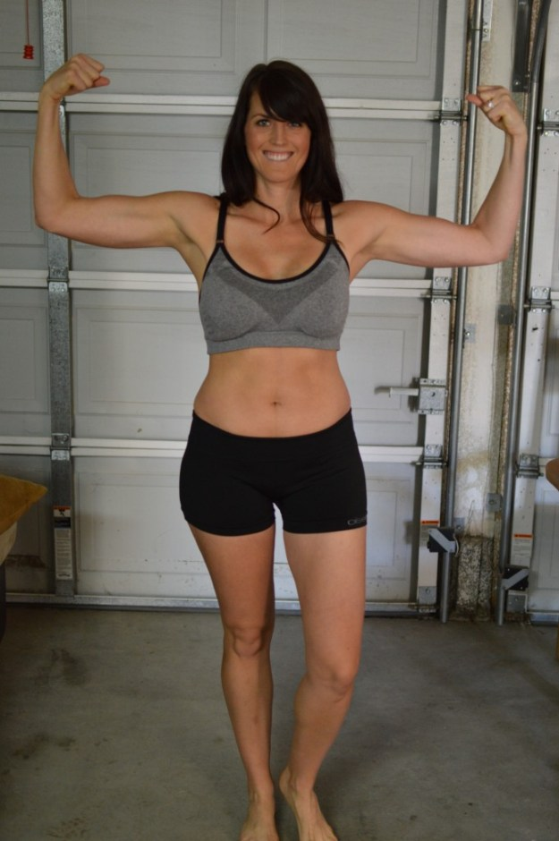 p90x phase 2 results woman