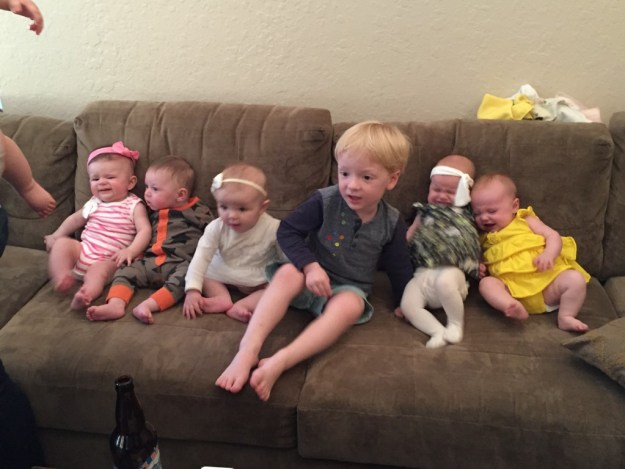 This isn't even all the babies