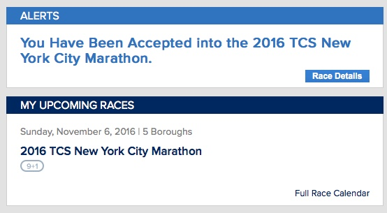 new york marathon lottery